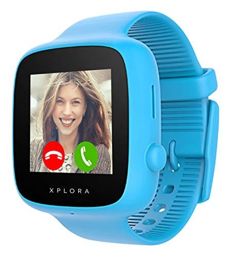 XPLORA GO - Teléfono reloj para niños (SIM no incluida) - Llamadas,...
