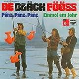 Bläck Fööss - Pänz, Pänz, Pänz / Einmol Em Johr - Cornet - 06 12303-5, BASF - 06 12303-5