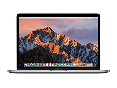 "Apple MacBook Pro, 13"", Intel Dual-Core i5 2,3 GHz, 256 GB SSD, 8 GB RAM, 2017, Space Grau"