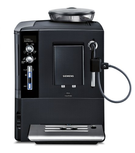 Siemens TE503521DE Kaffee-Vollautomat EQ.5 edition 11 (1.7 l, 15 bar, exklusive Wabenoptik, Cappuccinatore) schwarz
