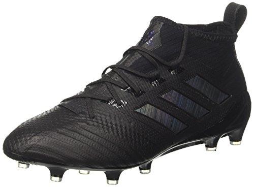 adidas Herren Ace 17.1 FG Fußballschuhe, Mehrfarbig (Core Black/Core Black/Utility Black F16), 39 1/3 EU (Fußball Schuhe Herren Adidas Rasen)