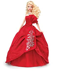 Mattel W3465 - Barbie Collector Holiday Doll 2012, Sammlerpuppe