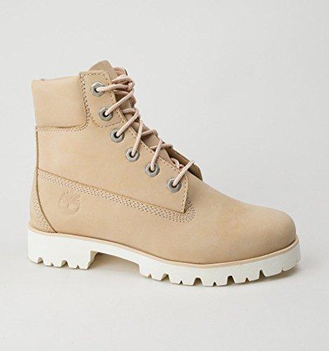 Timberland Damen Stiefel Heritage Lite 6-Inch Boot Apple Blossom Nubuck 41.5
