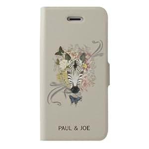 Paul & Joe PJHEFLBKS4JWH Etui à rabat pour Samsung Galaxy S4 I9500