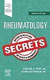 Rheumatology Secrets - Sterling West MD  MACP  FACR