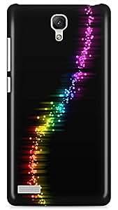 PCM High Quality Printed Designer Polycarbonate Hard Back Cover for Xiaomi Redmi Note Prime / Redmi Note 4G / Redmi Note Prime 4G- Matte Finish - Color Warranty - 0689