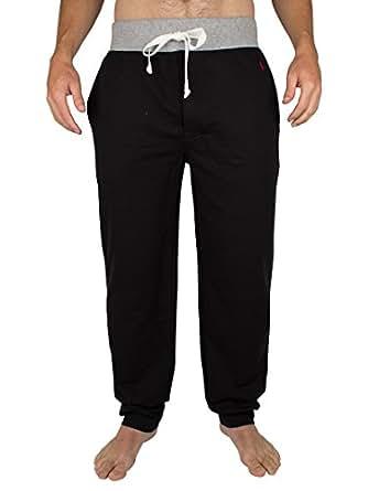 Polo Ralph Lauren - Noir Slim Fit Lounge Bottoms - Homme - Taille: XL