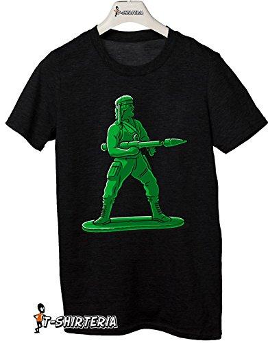 T-shirt Super Mini Soldier - Tutte le taglie by tshirteria Nero