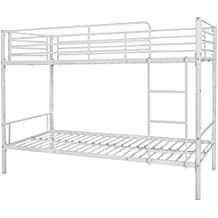 Metallbett 90x200 weiß  Suchergebnis auf Amazon.de für: metallbett 90x200 weiß