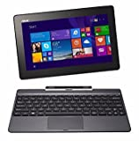 ASUS Transformer Book T100TAF-B1-MS – 10.1″ Touchscreen 2-in-1 Laptop/Tablet Combo – Windows 8.1 / Intel Atom / 2GB RAM / 32GB eMMC / Intel HD Graphics / WiFi / Webcam