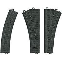 Märklin 23301 Rastrear Parte y Accesorio de juguet ferroviario - Partes y Accesorios de Juguetes ferroviarios (Rastrear,, 16.5 mm, Negro, De plástico)