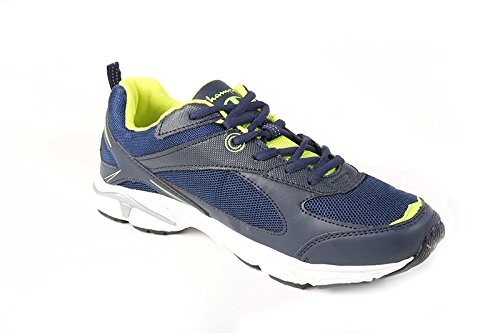 Champion Mach Scarpe Running, Uomo, Blu, 40 Blu