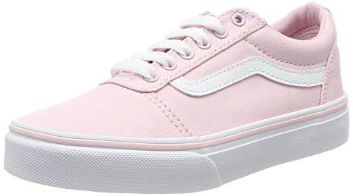 Vans Ward, Zapatillas para Niñas, Rosa ((Canvas) Chalk Pink Vuz), 32.5 EU