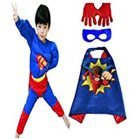 FDF Muscle superhero fancy dress costumes for kids (Plz see the size in dropdown)