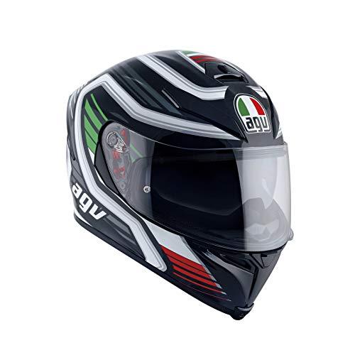 agv Helmets K-5 S E2205 Multi Plk Magnitude Noir//Rouge ML