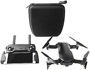 Ocamo Portable Handhled RC Drone Storage Bag Protective Organizing Suitcase Box Satchel Bag for DJI Mavic Air Drone Mini
