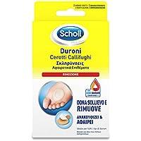 Scholl – Hornhaut- und Schwielenpflaster, Lieferumfang: 2 x Rundpflaster und 2 x Soft-Pads preisvergleich bei billige-tabletten.eu