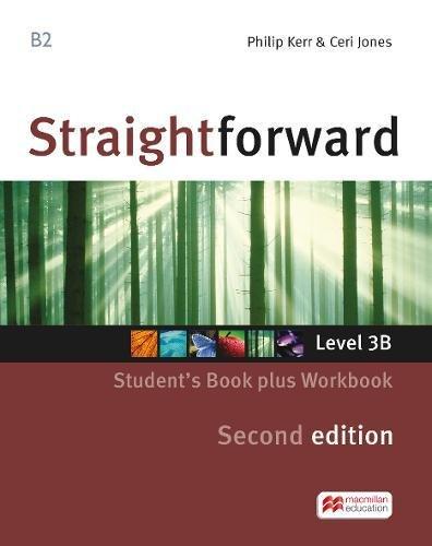 STRAIGHTFWD B2 Sb&Ab Pk 2nd Ed (split) (Straightforward 2nd)