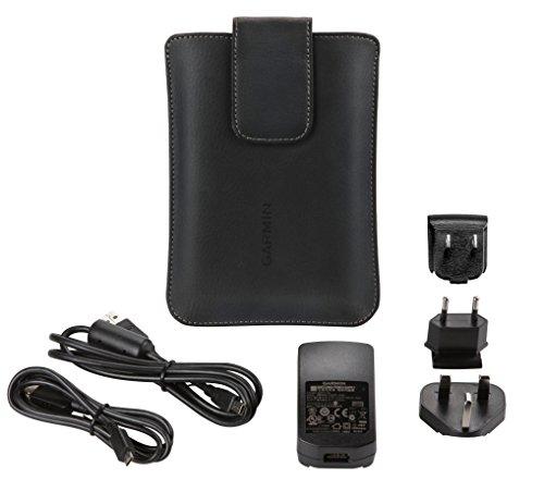 GARMIN Zubehör Set f. nüvi 5 Zoll 12,7 cm und 6 Zoll 15,24 cm Tasche + Netzteil + USB Kabel