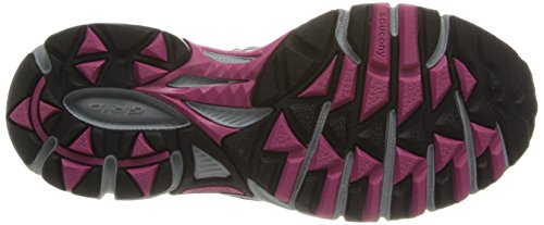 Saucony - Running Grid Cohesion Tr 8, Scarpa Donna grigio / rosa