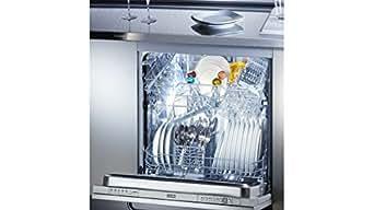 Franke FDW 612 EHL A+ Entièrement intégré 12places A+ lave-vaisselle - lave-vaisselles (Entièrement intégré, Acier inoxydable, boutons, 12 places, A, A)
