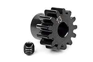 HPI Racing 100912 Pinion Gear Shaft, 1M/5mm, 13T (japan import)