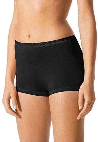 Mey Basics Serie Lights Damen Panties Schwarz 38