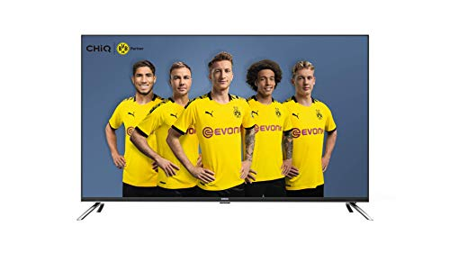 Android Smart TV 43''LED, CHiQ U43H7A, UHD, 4K, WiFi, Bluetooth, Youtube, Netflix, Google Play.