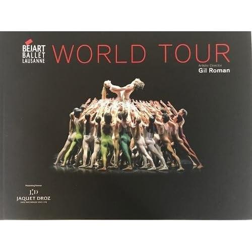 Béjart Ballet Lausanne World Tour