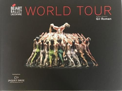 Bejart Ballet World Tour por Gil Roman