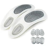 Guoyajf Einlegesohle, Effektiv Richtige Flache Füße, Hohe Gewölbte Füße, X-Förmige Beine, O-Förmige Beine, Entlasten... preisvergleich bei billige-tabletten.eu