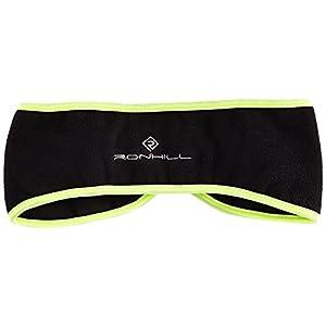 Ronhill Stirnband für Laufen, Größe M/L, Schwarz
