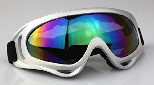 ATO KB1 Grau RB Kinder Motocrossbrille Motorradbrille