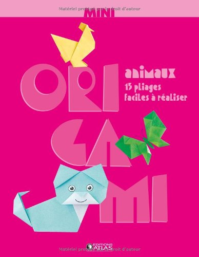 Mini Origami Animaux