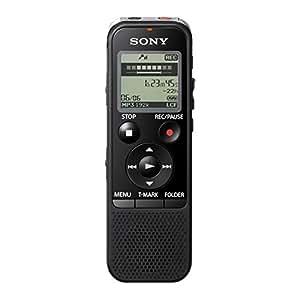 Sony ICD-PX440 Registratore Vocale Portatile, Nero