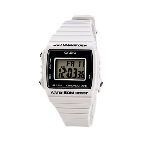 8005654286e0 Complementos Casio Reloj Digital para Unisex de Cuarzo con Correa en Resina  W-215H-7AVEF. ¡Oferta! 🔍. Envío Gratis Envío Gratis