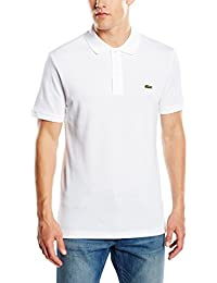 Lacoste Herren Poloshirt PH4012 - 00, Slim FIt
