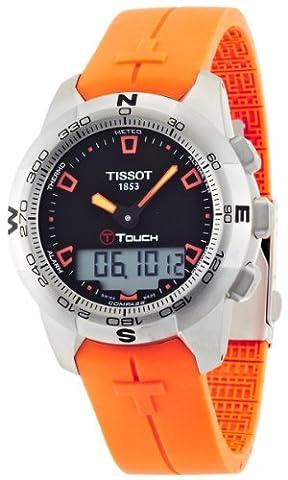 Tissot Herren-Armbanduhr T-TOUCH Analog Quarz T0474201705101