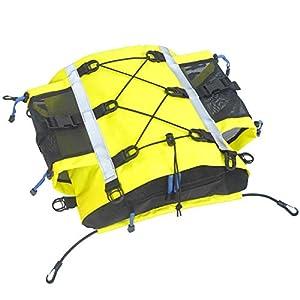 416hWWNL3HL. SS300  - Lomo Kayak Rear Deck Bag - Zip Closure