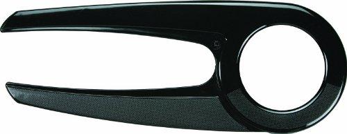 Fahrrad Kettenschutz Easy Line 180-3-2flügelig für 36/38 Zähne * schwarz