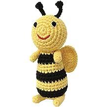 sindibaba 1221221,5cm Crochet para cochecito de bebé Clip con oso