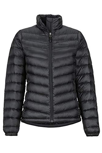 Marmot Damen Jacke JENA, Damen, Women's JENA Jacket, Jet Black, Medium (Womens Von Coat Down Marmot)