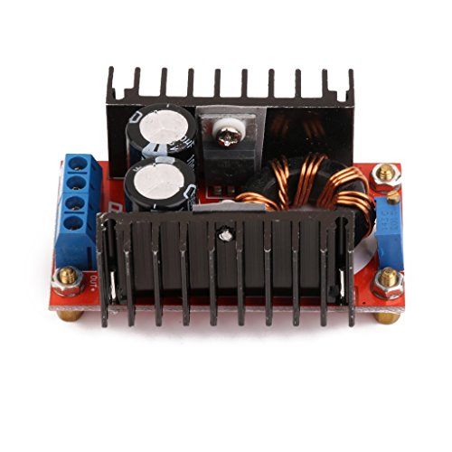 Preisvergleich Produktbild 150W Einstellbar 12-32V to 12-35V DC-DC Laptop PC Auto Power Boost Wandler