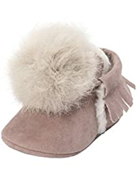 c3a321489ccf Auxma Mode Bébé garçon Fille berceaux douce unique unique Casual chaussures  enfant Chaussons