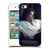 Head Case Designs Offizielle Outlander Jamie Weisses Shirt Darsteller Ruckseite Hülle für iPhone 4 / iPhone 4S