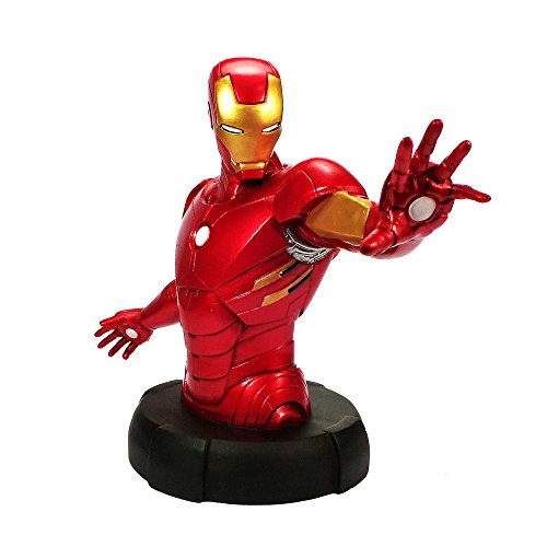 Sherwood Media - Busto Super Heroes Marvel de Iron Man