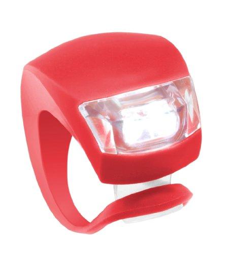 (Knog LED Beleuchtung Beetle vorne, rot)
