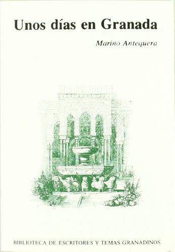 Unos días en Granada por Marino Antequera