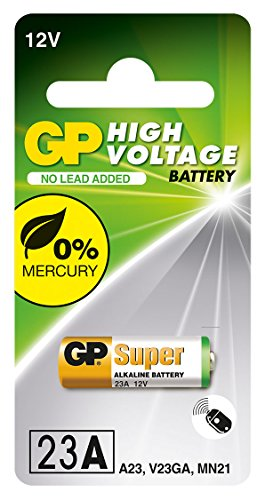GP 23AE-U1 Alkaline Battery MN21 (12V)
