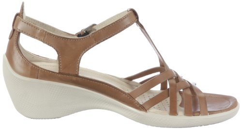 Ecco SCULPTURED SIGN 247543, Sandales femme Beige-TR-B1-59